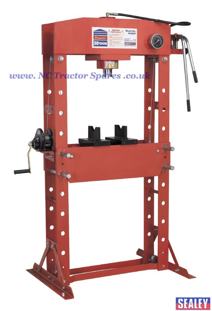 Hydraulic Press 50tonne Floor Type